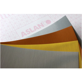 ASLAN CA23 Metallic