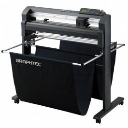 Graphtec FC-8000-75 med opsamler kurv