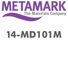Metamark MD101M 3år Mat / m klar klæb