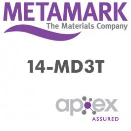 Metamark MD3 - 5 år Transparent/klar klæb