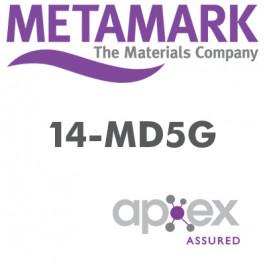 Metamark MD5 - 7 år blank / med klar klæb