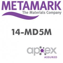Metamark MD5 - 7 år mat / med klar klæb