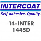 Intercoat 1445D Hvid Blank BOBLEFRI