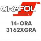 Oracal 3162XGRA AFTAGELIG printfolie BOBLEFRI grå lim