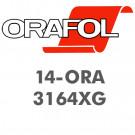Oracal 3164XG 4års allround folie grå klæb