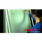 ASLAN EL300 Glasdekor folie 126cm - DRY APPLY
