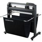 Graphtec FC-8000-100 med opsamler kurv