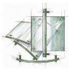 Lagersalg - Buede Glasskilte