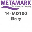 Metamark MD100Grey 3år Blank / m grå klæb