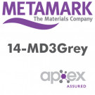 Metamark MD3 - 5 år blank / med grå klæb
