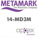 Metamark MD3 5 år Mat / med klar klæb