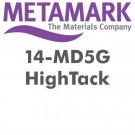 Metamark MD5 High Tack - 7 år blank / med klar klæb