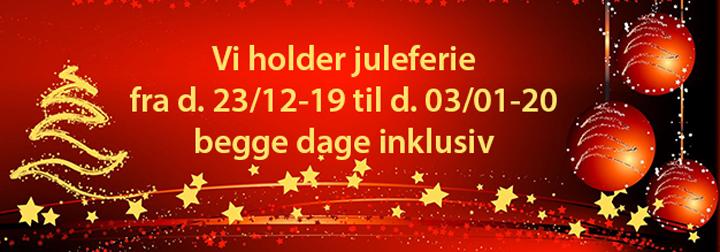 Julebanner 2019