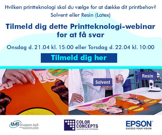 Epson printteknologi-webinar